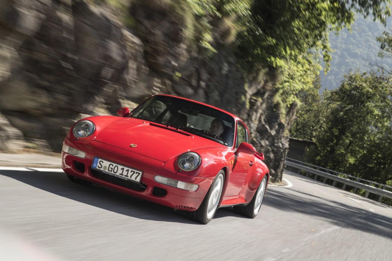 Historia Porsche 911