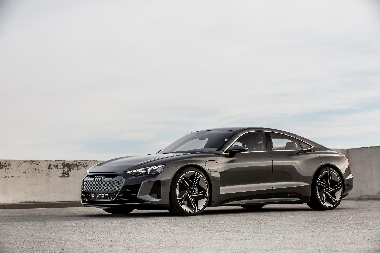 Audi e-tron GT Concept, así es el nuevo 100% eléctrico alemán que llegará en 2021