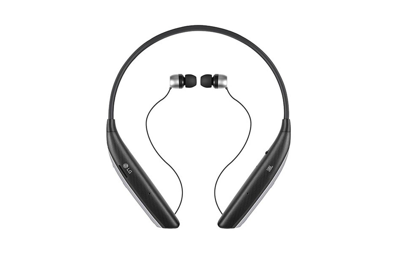 Probamos los auriculares LG Tone Ultra, certificados por la DGT para usar mientras conduces