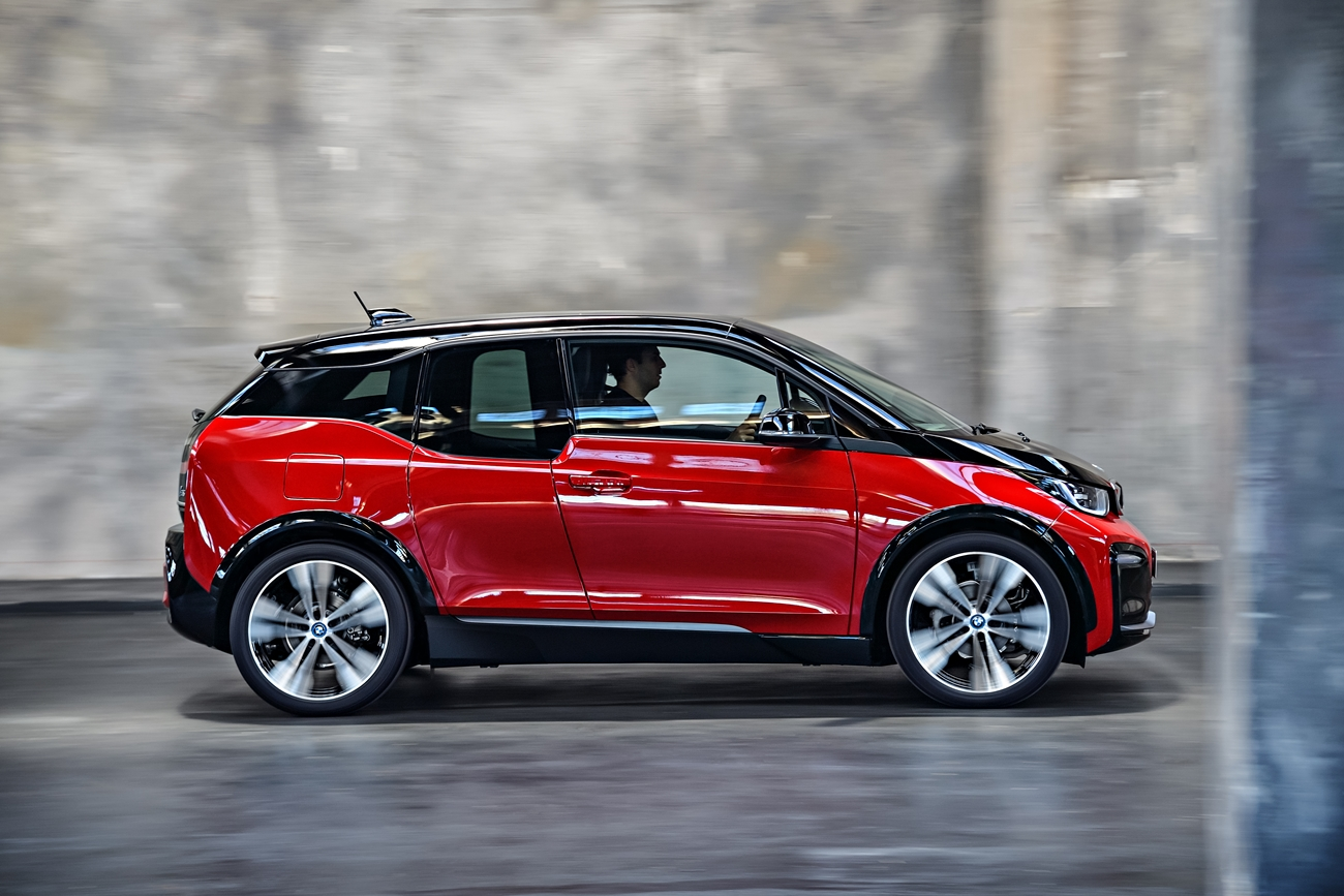 Nuevo BMW i3s 2018