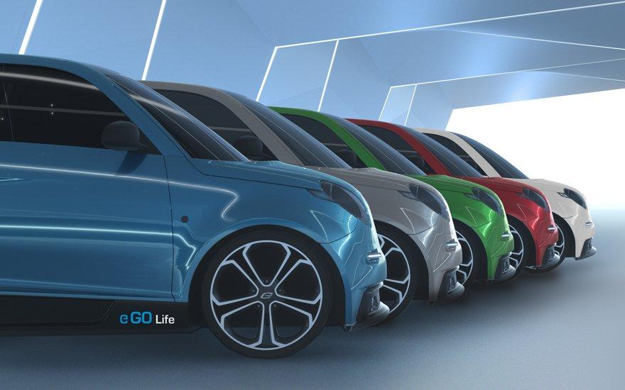 E.Go Life, el urbano eléctrico