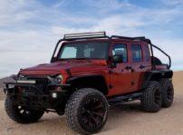 Jeep Wrangler 6x6 Hellcat