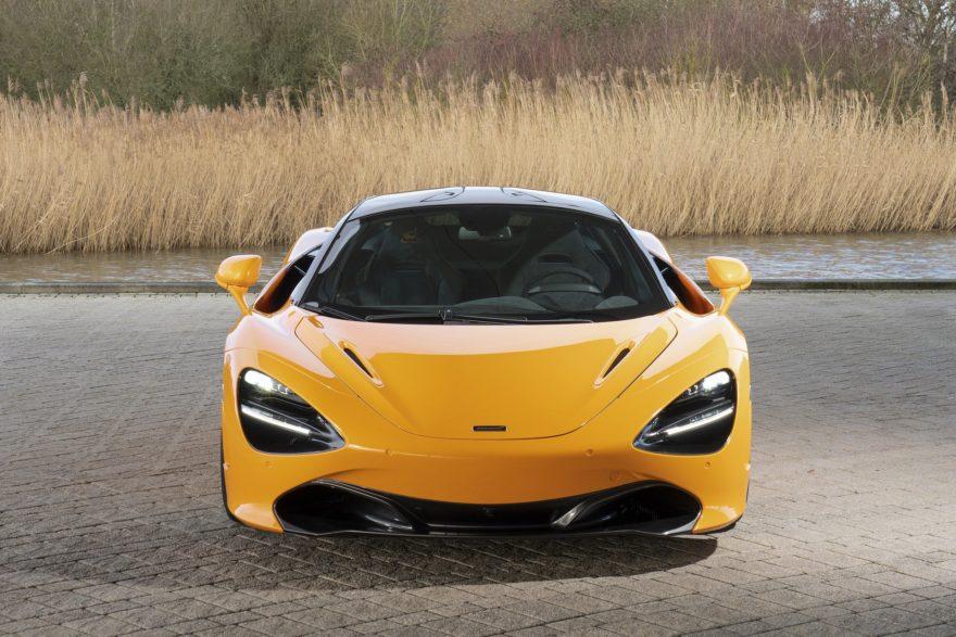 McLaren 720S Spa 68 MSO