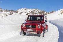 El Mercedes-Benz Clase G podría recurrir a un motor de cuatro cilindros para una nueva variante de acceso