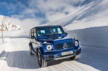 Mercedes Clase G 350d: más asequible y con menos consumo gracias al nuevo nivel de entrada