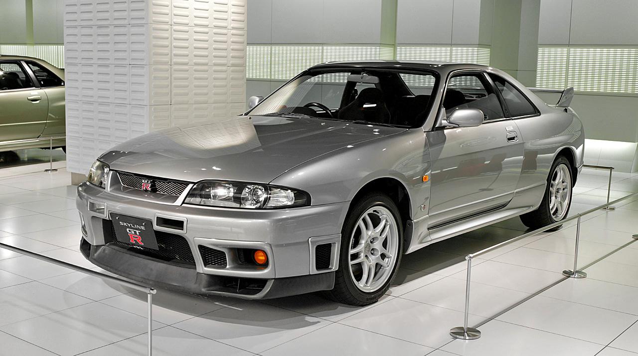 Nissan Skyline Gt R R34 Y R33 Nuevas Partes