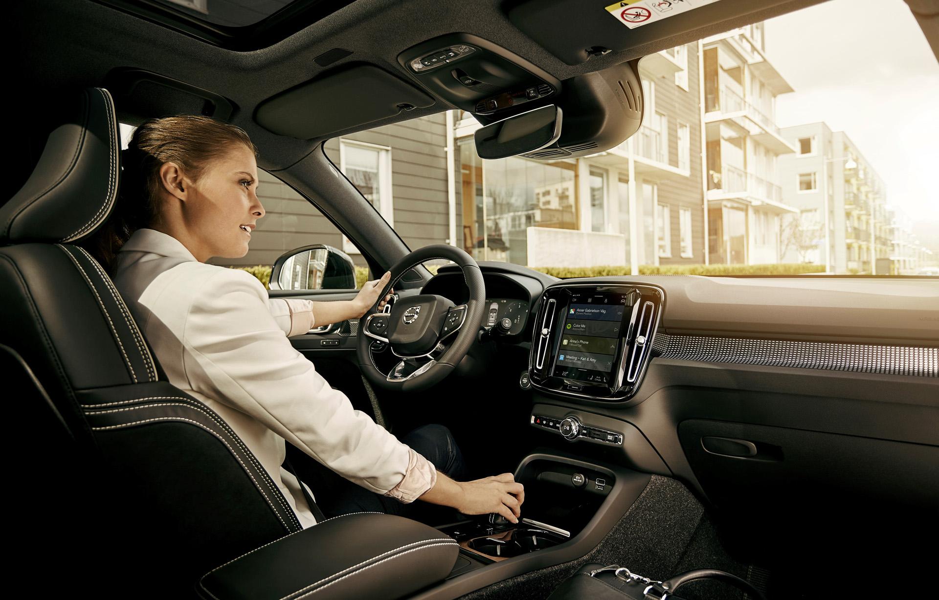 Volvo y Google crean un sistema operativo para vehículos basado en Android
