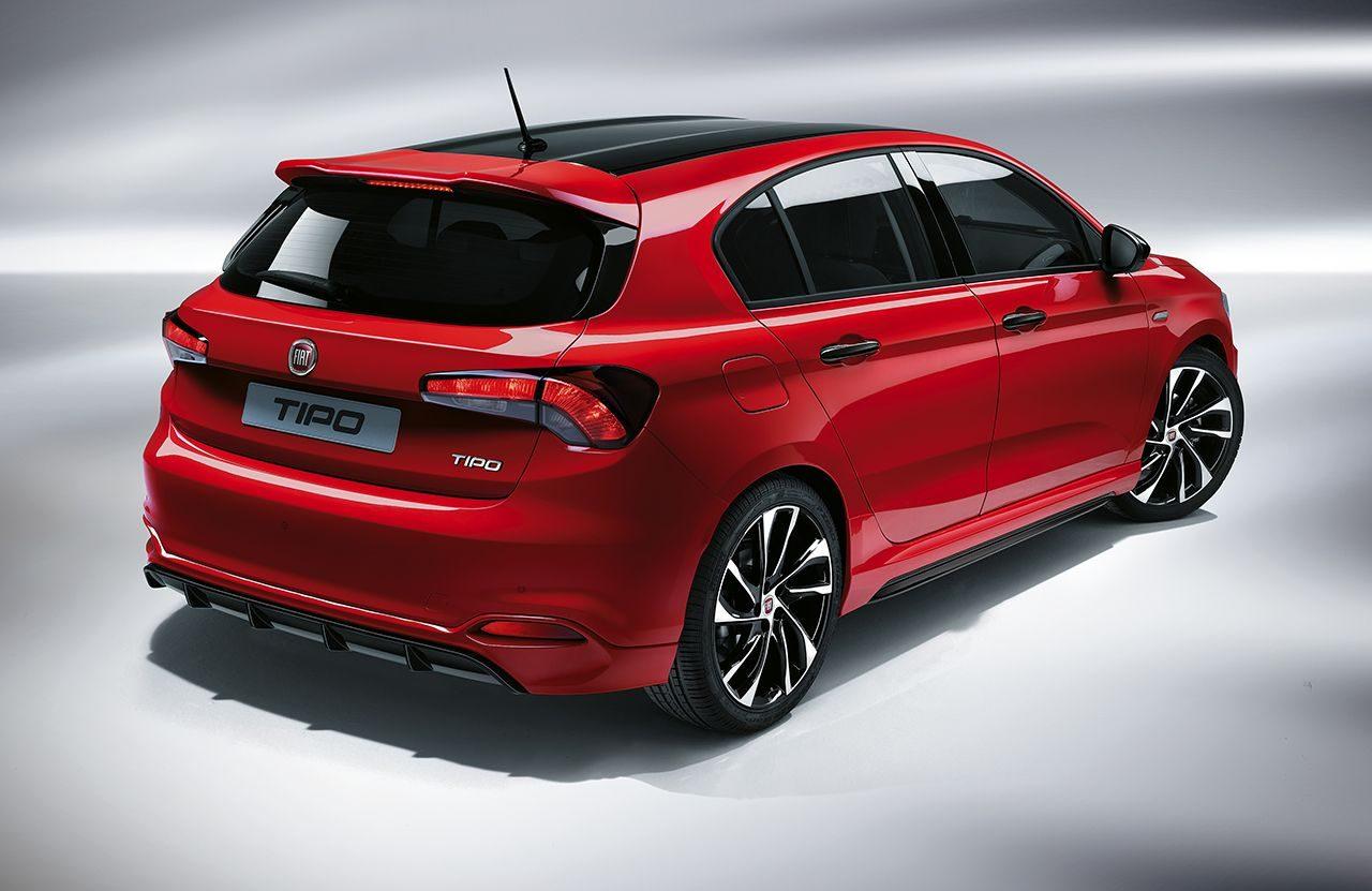 Nueva gama Fiat Tipo