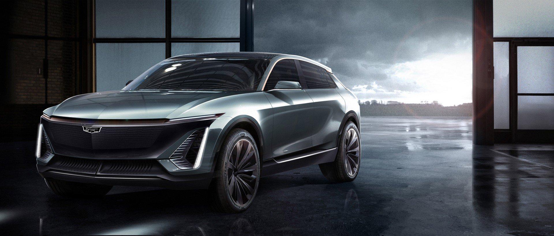 Cadillac 100% eléctrico