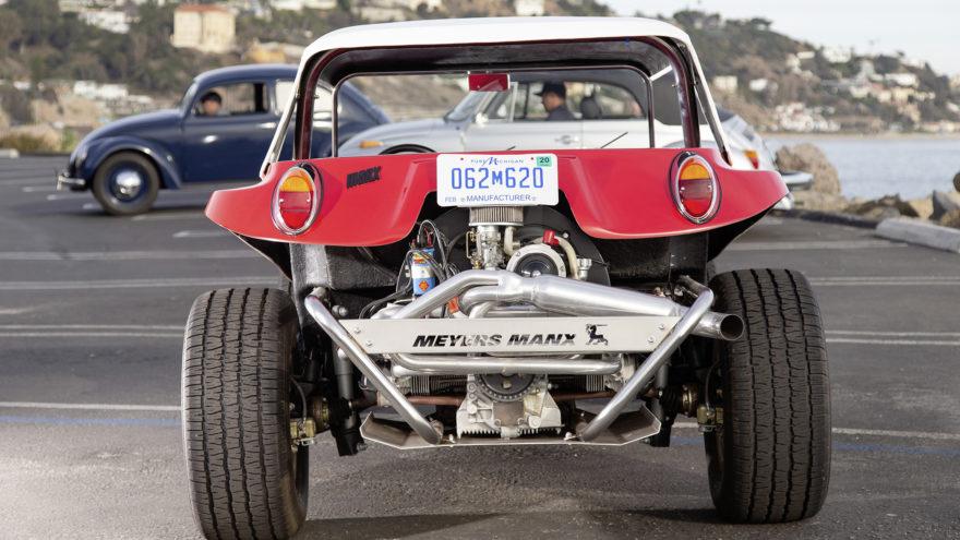 Volkswagen e-Buggy