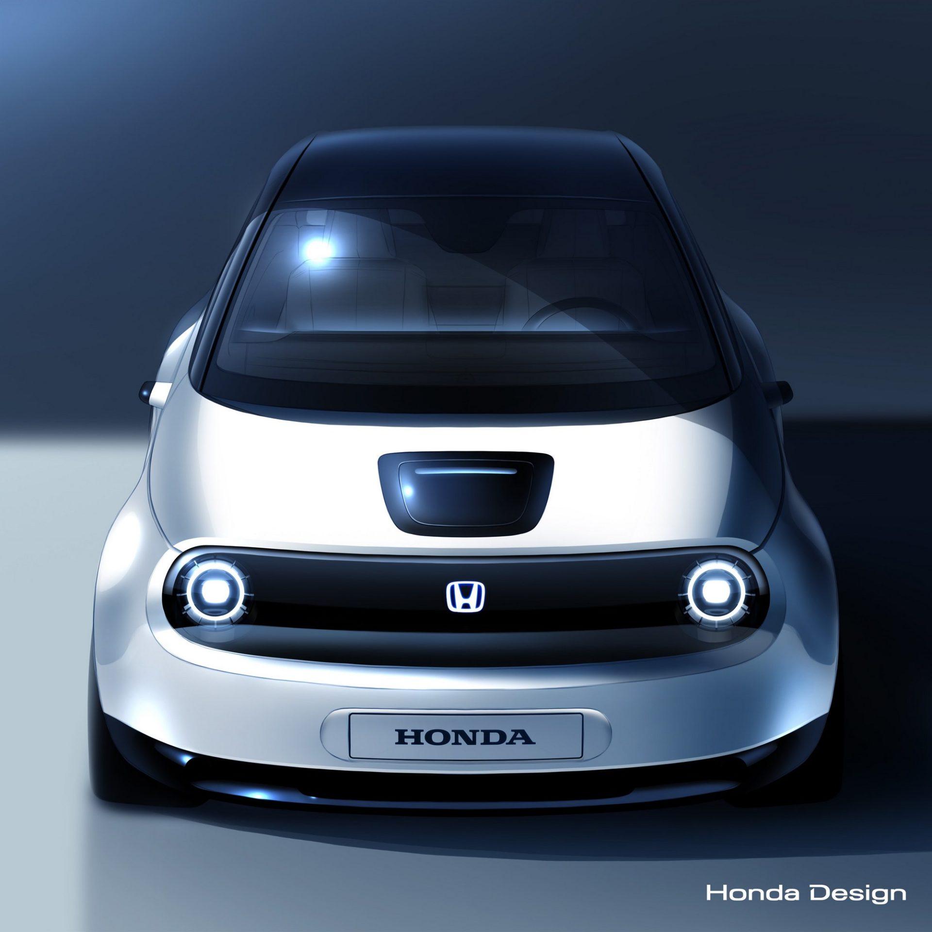 Honda Prototipo Electrico