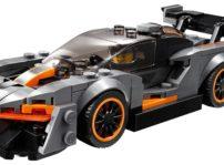 Mclaren Senna Lego Front1