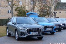 Audi Q3 2019, presentación y prueba del renovado SUV alemán