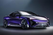 El superdeportivo eléctrico chino de Aiways, conocido como RG Nathalie, se presentará por todo lo alto en Ginebra