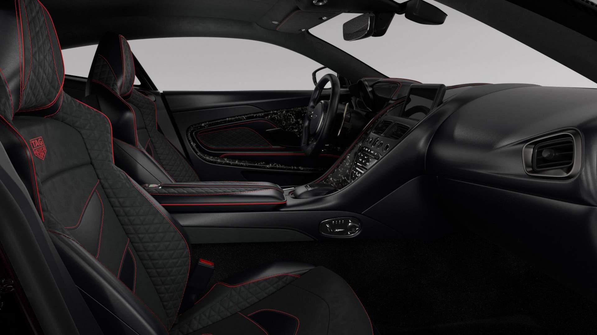 Aston Martin Dbs Superleggera Tag Hauer Edition 5