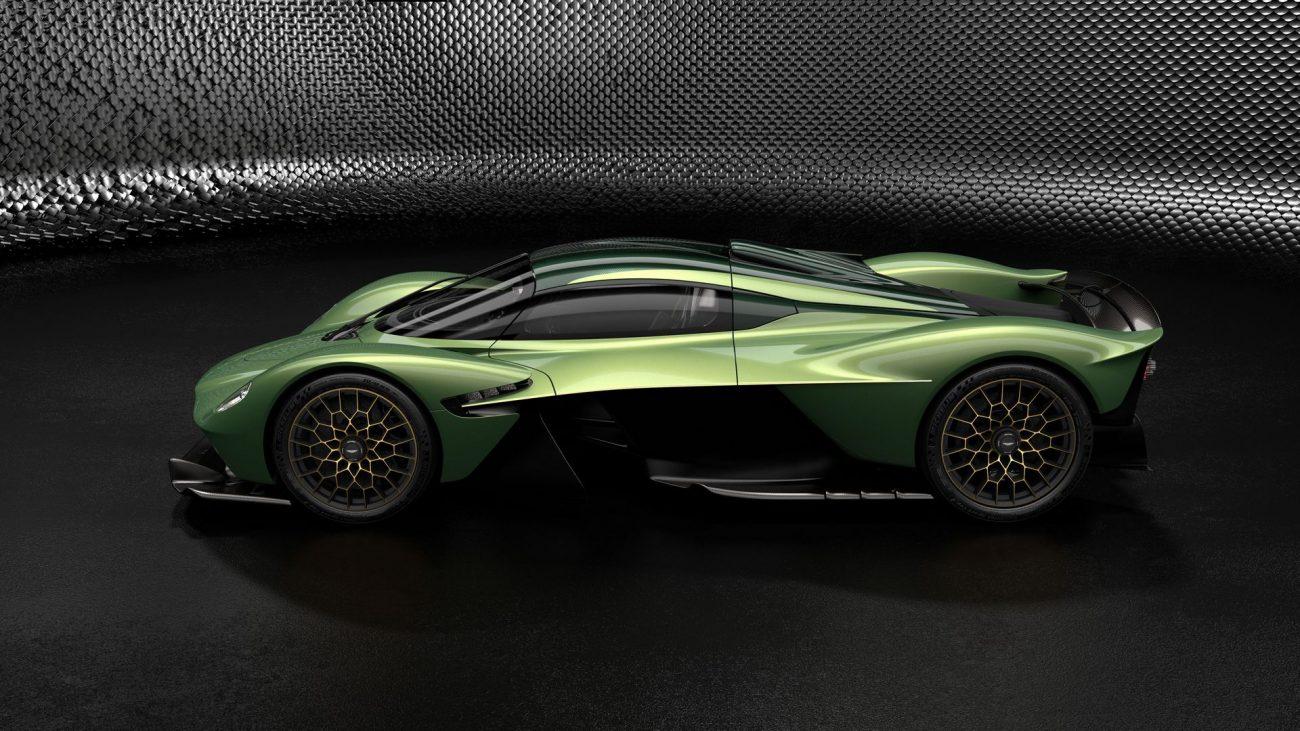 Aston Martin Valkyrie AMR Performance Pack