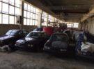 ¿Quieres estrenar un BMW Serie 5 E34? Puede ser posible gracias a este lote encontrando en un almacén de Bulgaria