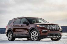 El Ford Explorer se equipa con más tecnología para la nueva década, pero no quiere venir a España
