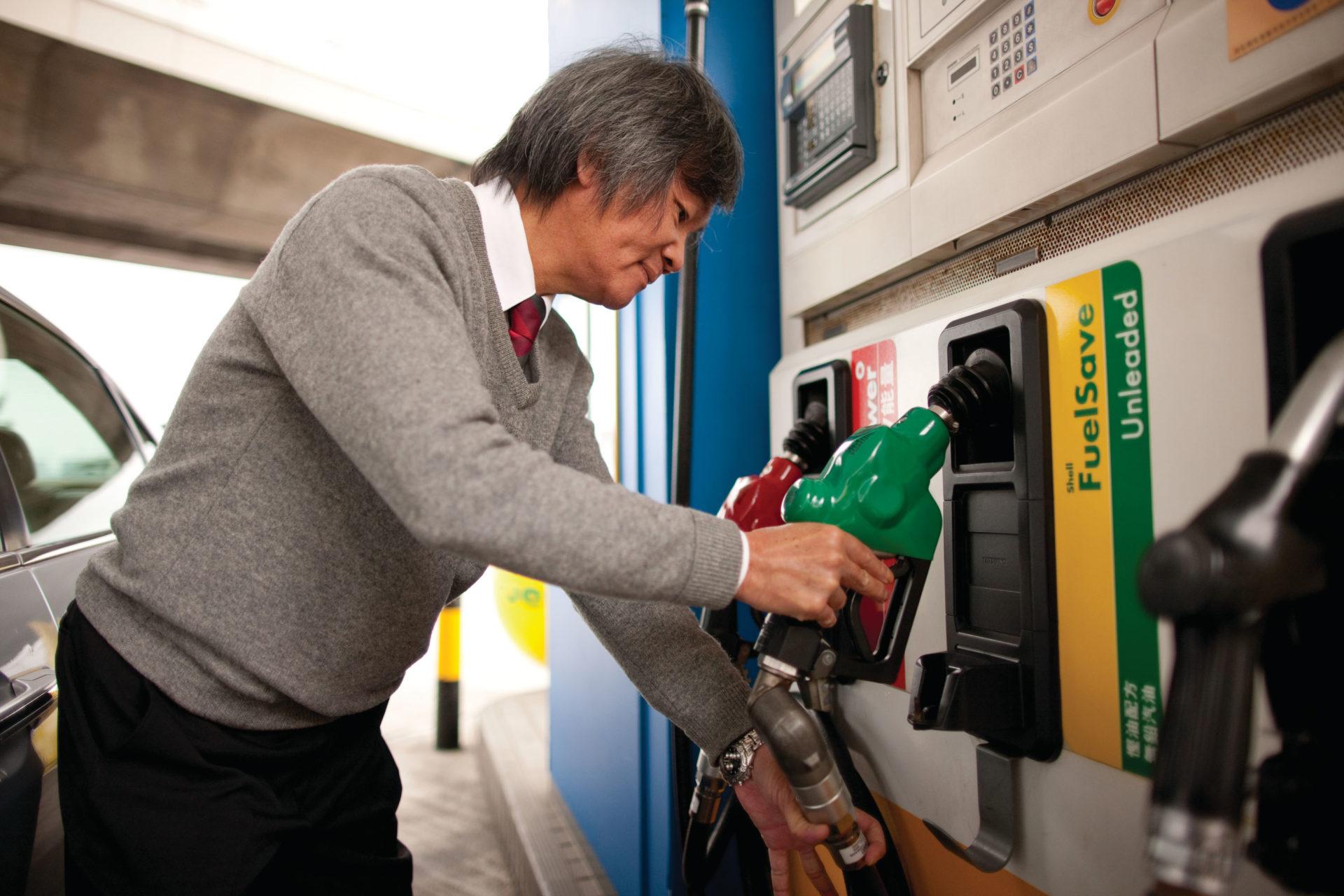 Gasolineras para repostar en carreteras