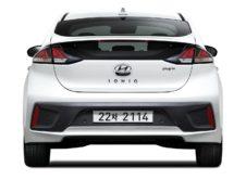 Hyundai Ioniq Facelift 2019 (3)