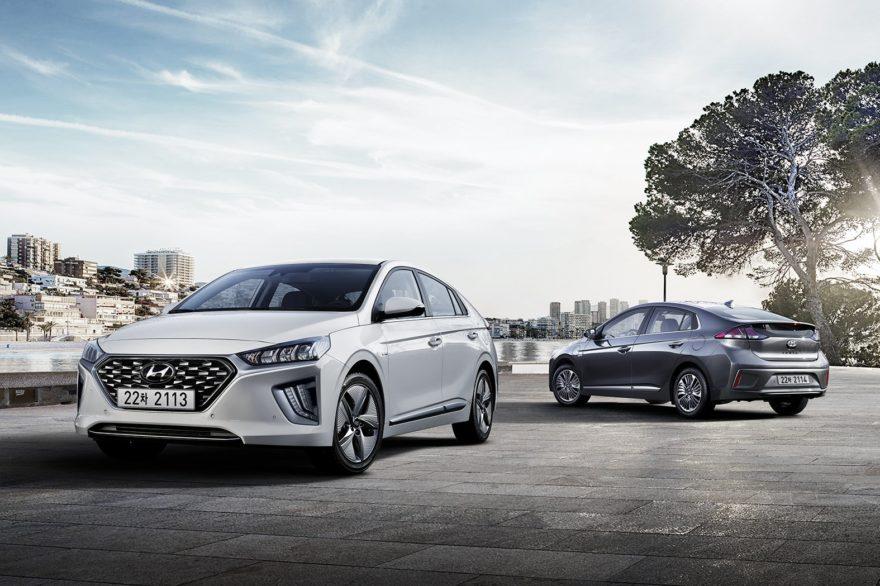 Hyundai Ioniq Facelift 2019