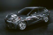 Lexus UX 250h, la versión híbrida autorrecargable del SUV Premium llega a España y este es su precio