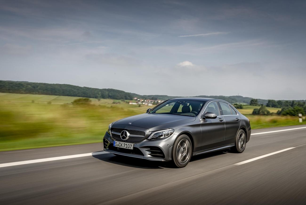 Mercedes-Benz Mild Hybrid