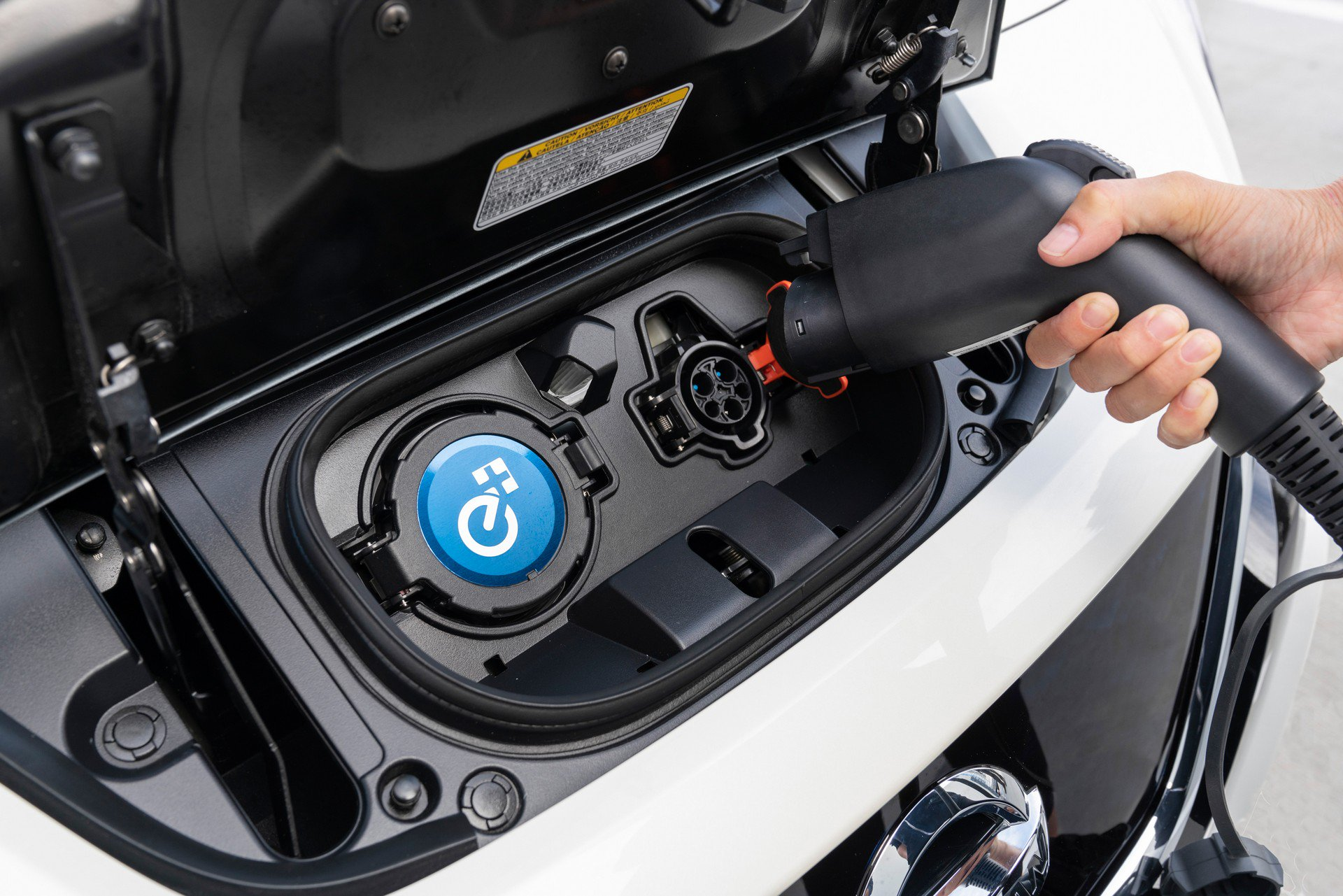 Nissan Leaf, un coche urbano eléctrico para la ciudad