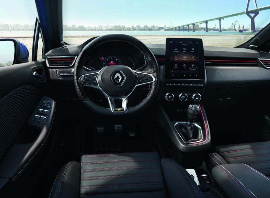 Nuevo Renault Clio Interior 06