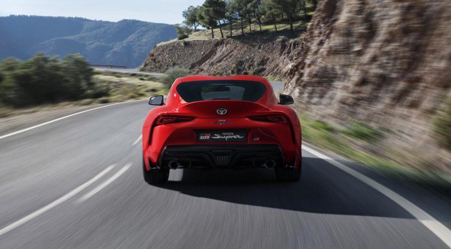 Nuevo Toyota Gr Supra 03