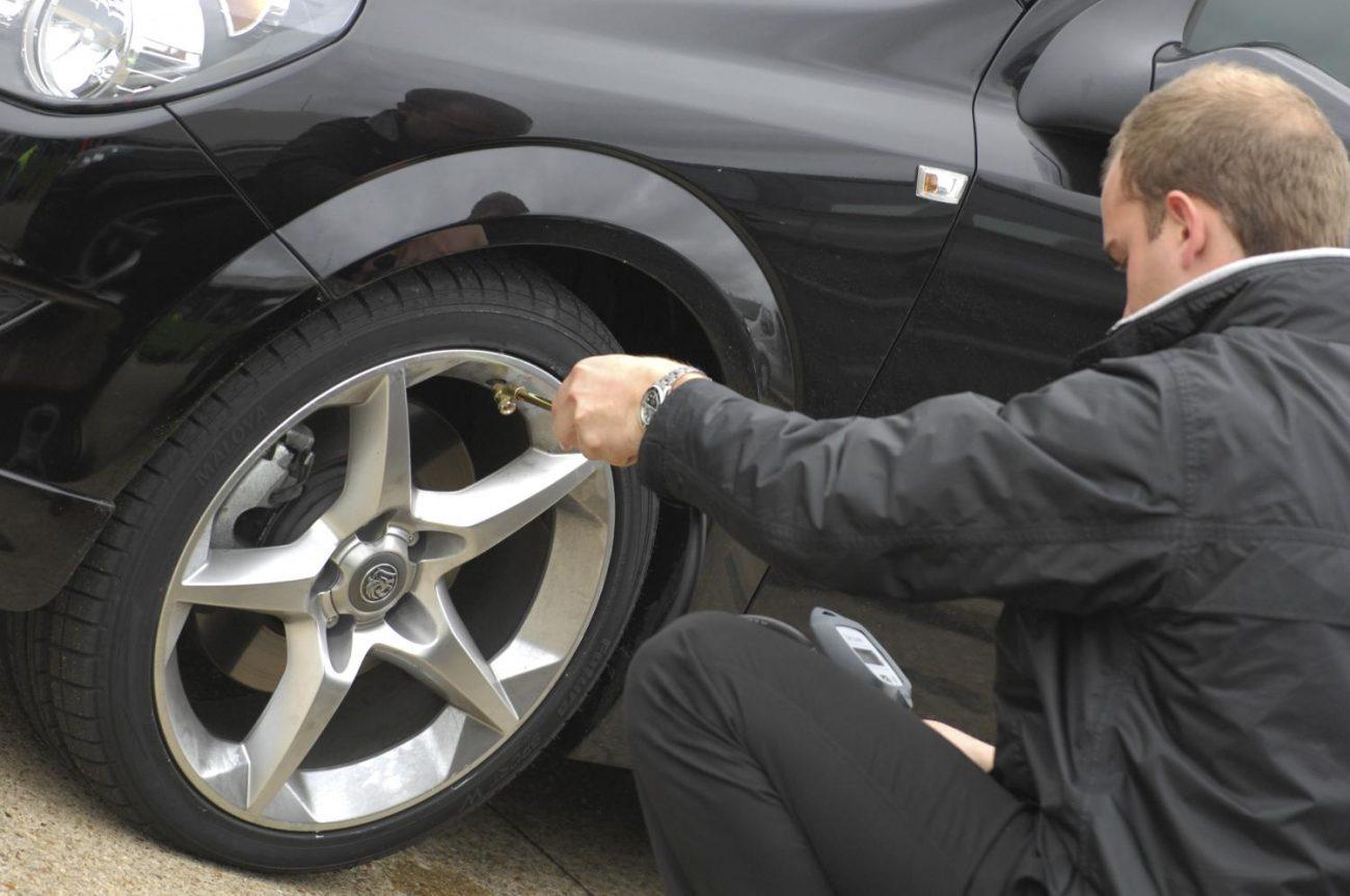 Inflar Neumáticos Con Nitrógeno