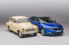 Sesenta años no son nada para el Škoda Octavia y el modelo checo sopla las velas con fuerza