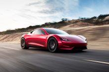 Elon Musk adelanta la fecha de producción del Tesla Roadster: ¿estará de verdad en marcha en 2022?