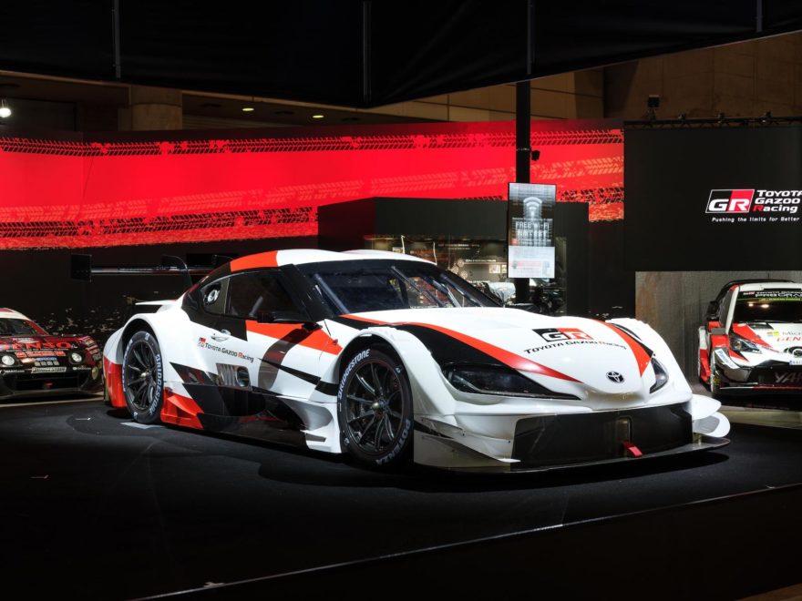 Toyota Supra Competicion Debut 2020 02