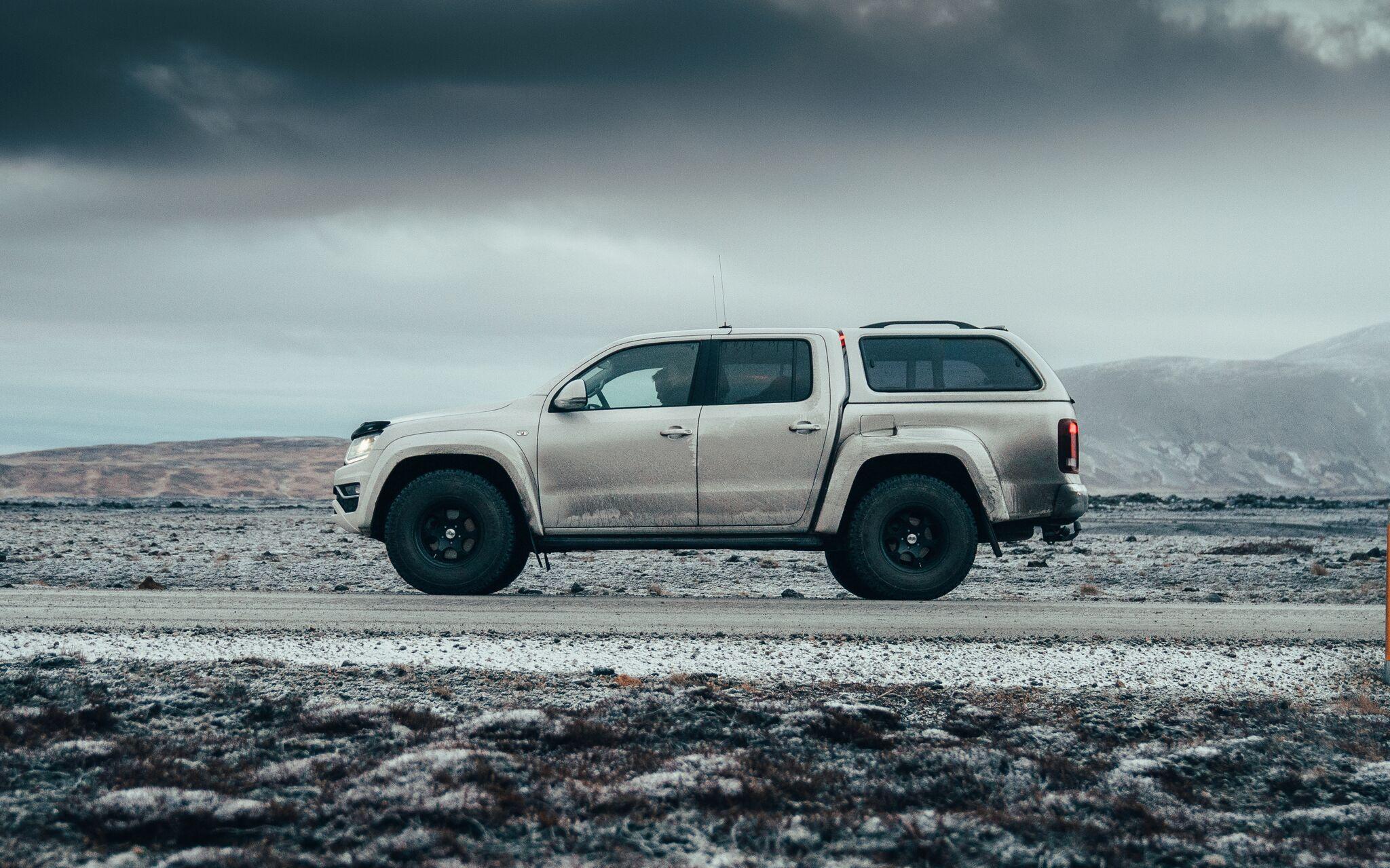 Volkswagen Amarok para el Ártico