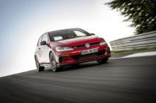 El Volkswagen Golf GTi TCR pasa a producción: así es el Golf GTi más potente de la historia con 290 CV