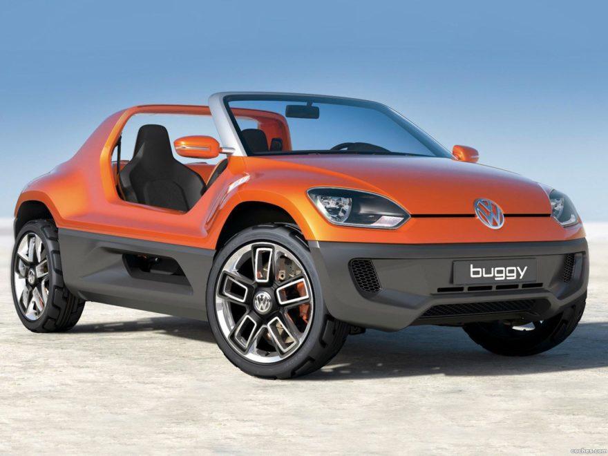 Volkswagen Buggy Up Concept 2011 R4
