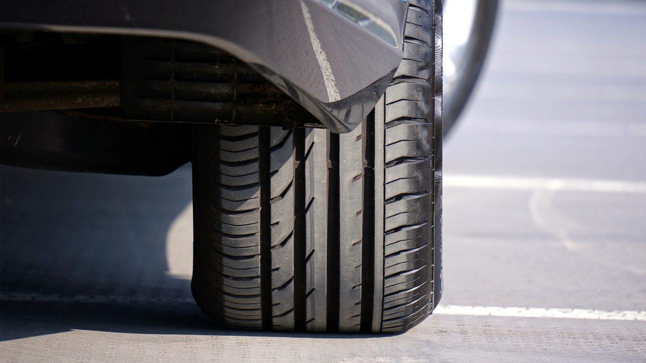 dónde se colocar los neumáticos nuevos
