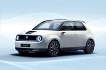 Honda «e Prototype», la evolución del Urban EV Concept que veremos en el Salón de Ginebra