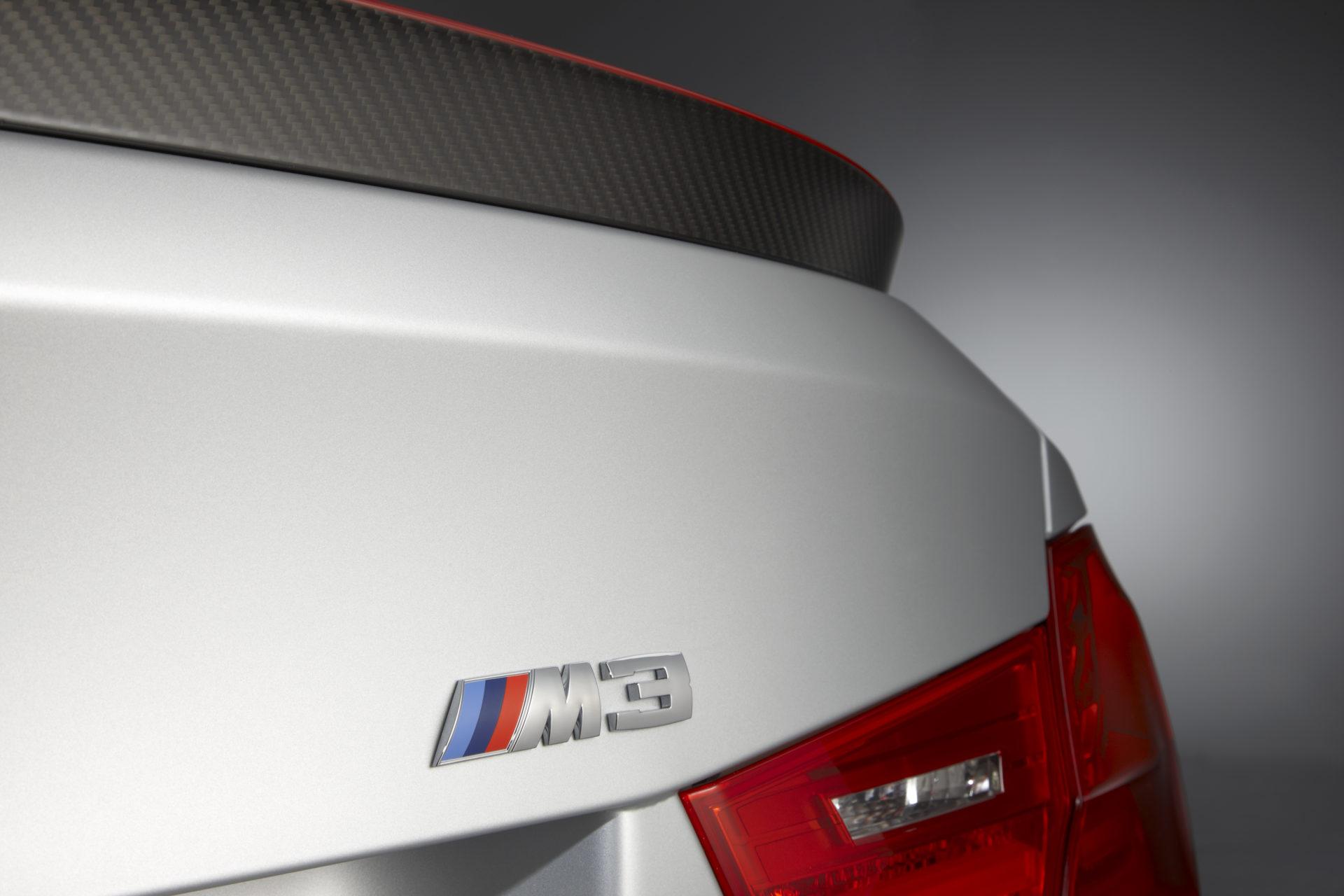 Nuevo BMW M3 2020