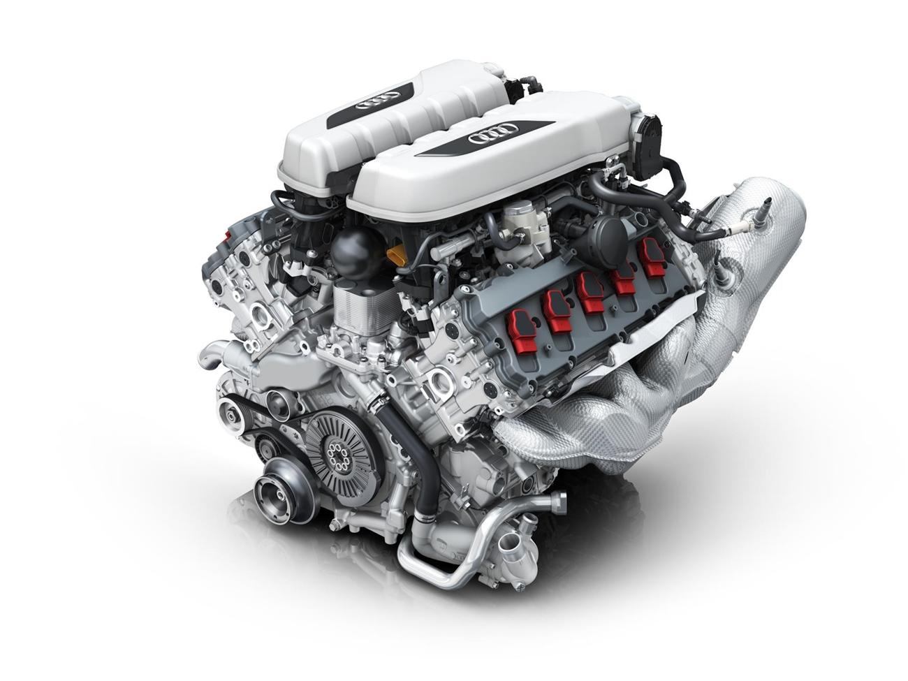 Audi R8 V10 Edición Especial Decennium