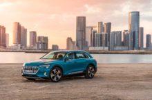 El Audi e-tron se hace más eficiente con el aumento de su autonomía
