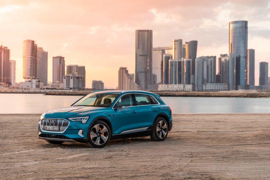 Audi E Tron 2020 Suv Electrico (8)