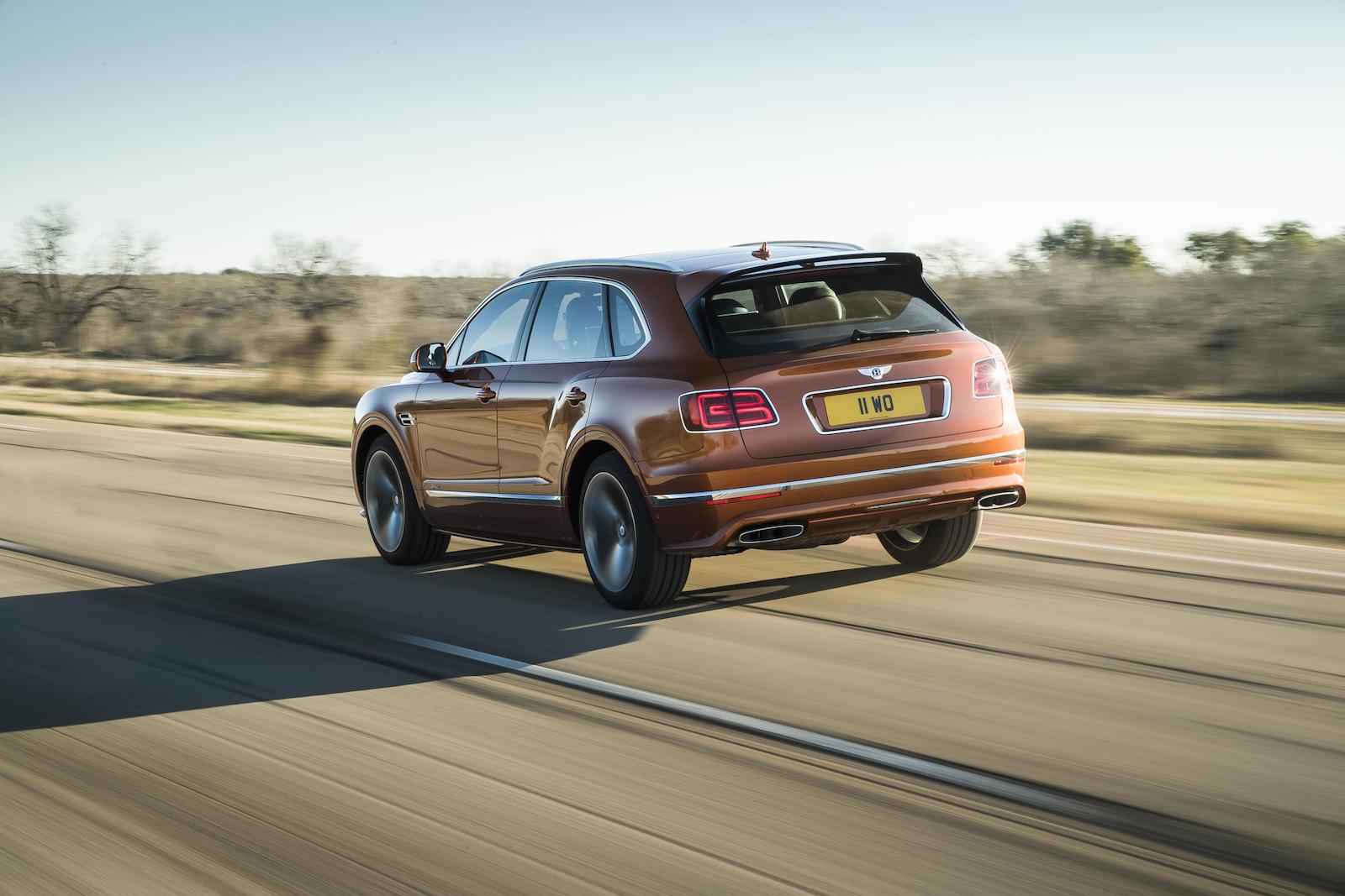 Bentley Bentayga Speed 635 Cv 06
