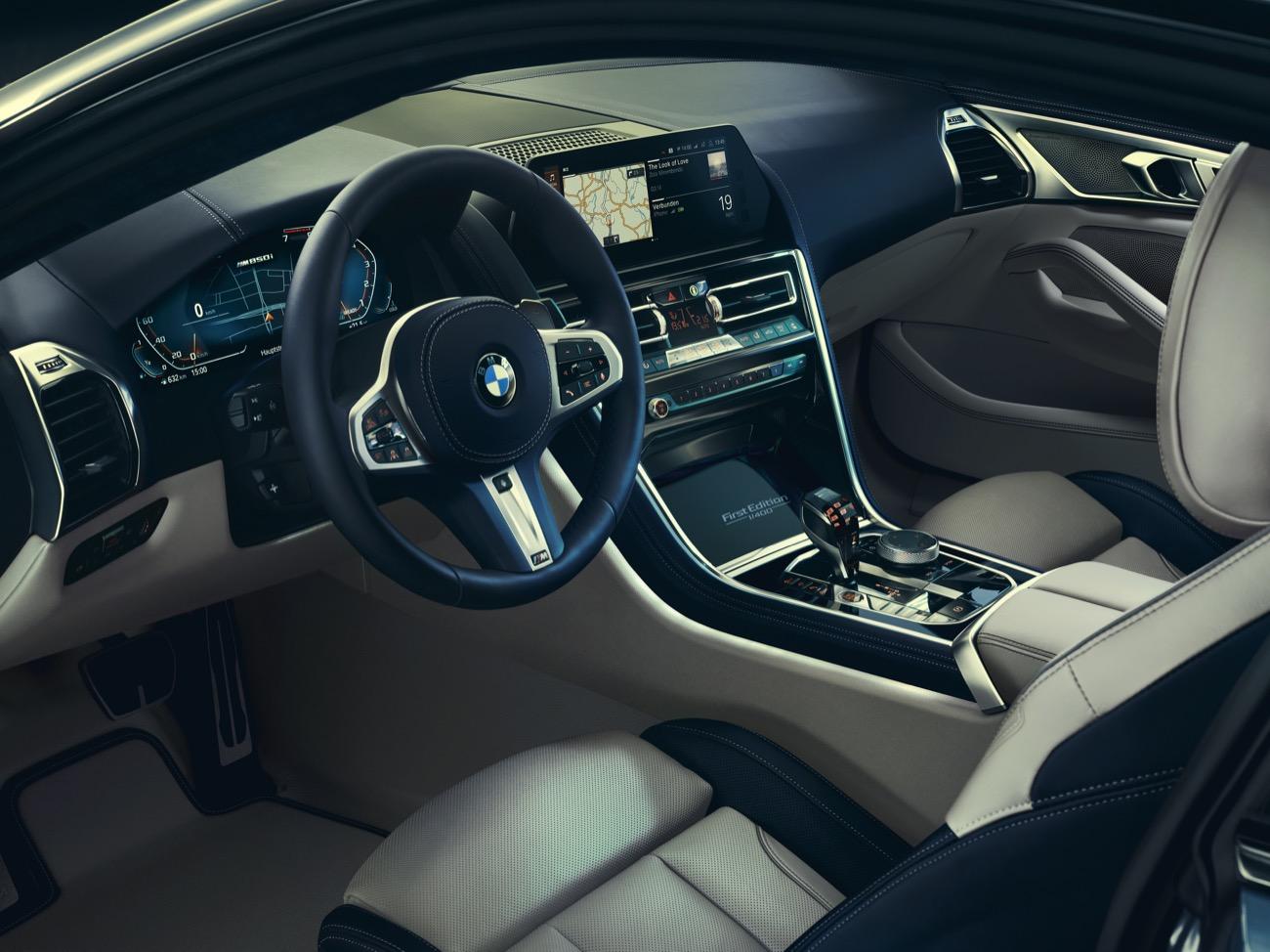BMW M850i Coupé First Edition