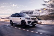 Range Rover Sport HST, llega el primer Range Rover mild hybrid y estas son las cifras que acreditan sus virtudes