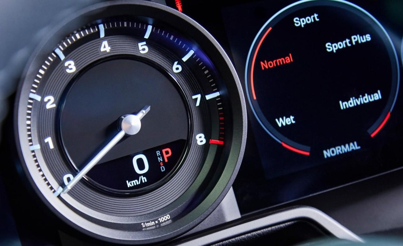 Cuadro De Instrumentación Del Porsche 911 (2)