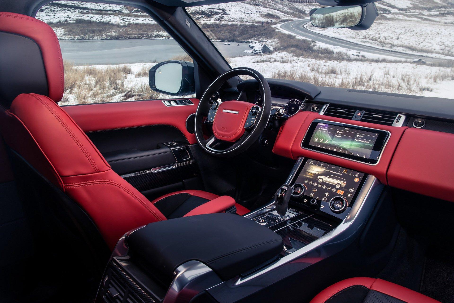 F3149157 2019 Range Rover Sport Hst 34