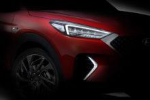 El Hyundai Tucson se viste para Ginebra con sus galas más deportivas gracias al apellido N Line
