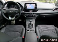 I30 Fastback Interior